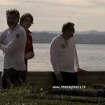 Immaginaria sull'Isola del Garda per riprese aeree col drone