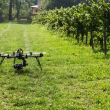 Riprese con drone con attrezzatura esclusivamente professionale